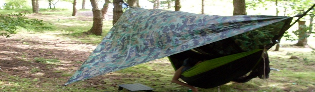 Hammock Camping UK
